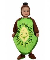 Baby verkleedkleding kiwi kostuum voor babys