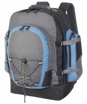 Backpackers rugtas grijs 40 liter