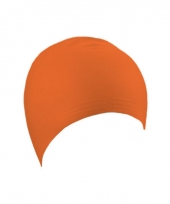 Badmutsen van latex oranje