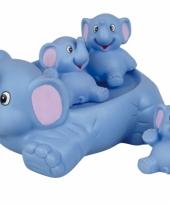 Badset olifanten 4 stuks