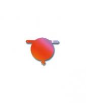Ballon banner karton 17 cm
