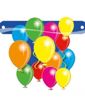 Ballon banners