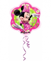 Ballon van folie minnie mouse 45 cm