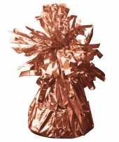 Ballonnen gewicht rose goud 170 gram