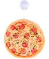 Bank kussen pizza 20cm
