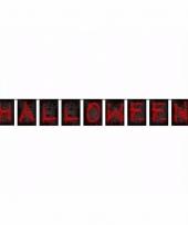 Banner slingers halloween 123 cm