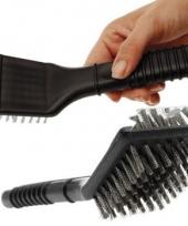 Barbeque gereedschap borstel schraper
