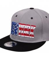 Baseball cap stars and stripes