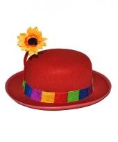 Bassie de clowns hoed