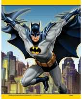 Batman verjaardag kado zakjes 8 stuks