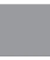 Bbq servetten zilveren kleur 20 stuks