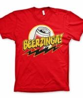 Beerzinga kleding heren t-shirt