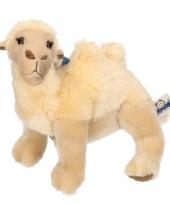 Beige kameel knuffel 25 cm