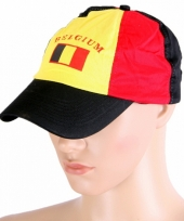 Belgie supporters pet