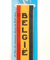 Belgie supporters sjaaltje 30 cm