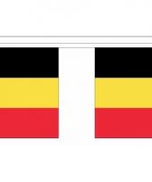 Belgie vlaggenlijnen 9 m
