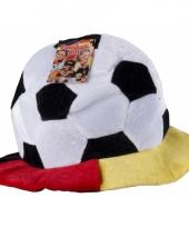 Belgische supporter hoed