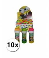 Bellenblaas spongebob 10x