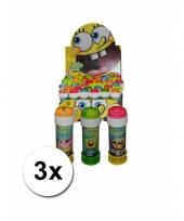 Bellenblaas spongebob 3x