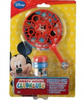 Bellenblaas toverstok mickey mouse