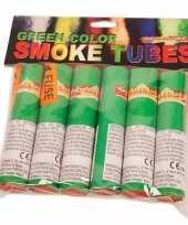 Bengaalse groene fakkels 6 stuks 45 60 sec