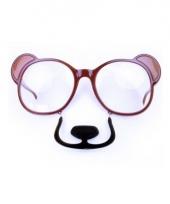 Berenkop bril voor volwassenen