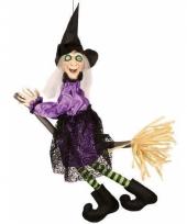 Bewegende heksen pop 70 cm
