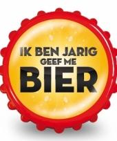 Bierdop opener geef me bier 10080243