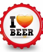 Bierdop opener i love bier