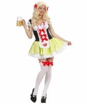Biermeisje outfit voor volwassenen