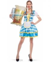 Biermeisjes jurk beiers design