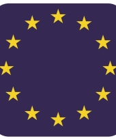 Bierviltjes europa thema 15 st