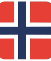 Bierviltjes noorwegen thema 15 st