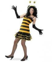 Bijenpakje carnaval dames