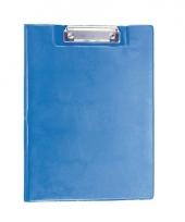 Blauw klembord voor a4 papier