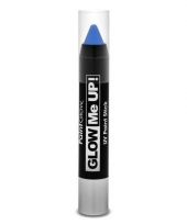 Blauwe make up stift blacklight