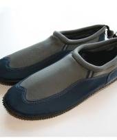 Blauwe waterschoenen voor mannen