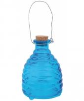 Blauwe wespenpot vanger 14 cm