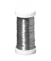 Bloemdraad platinum