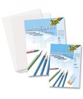 Blok transparant overschrijf papier a4