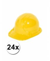 Bob de bouwer helmen 24x