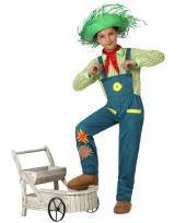 Boeren jongen carnavals pak