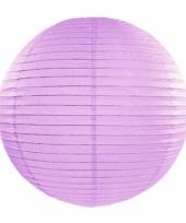 Bol lampion lila 35 cm