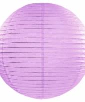 Bol lampion lila 50 cm