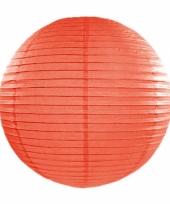 Bol lampion oranje 35 cm