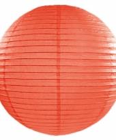 Bol lampion oranje 50 cm