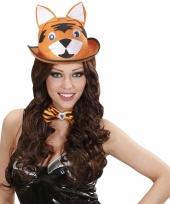 Bolhoeden in tijger model