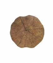 Boomstronk onderlegger 35 cm
