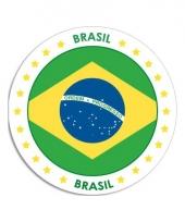 Brazilie stickers