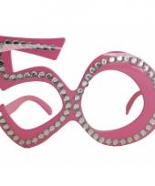 Bril met 50 jaar montuur